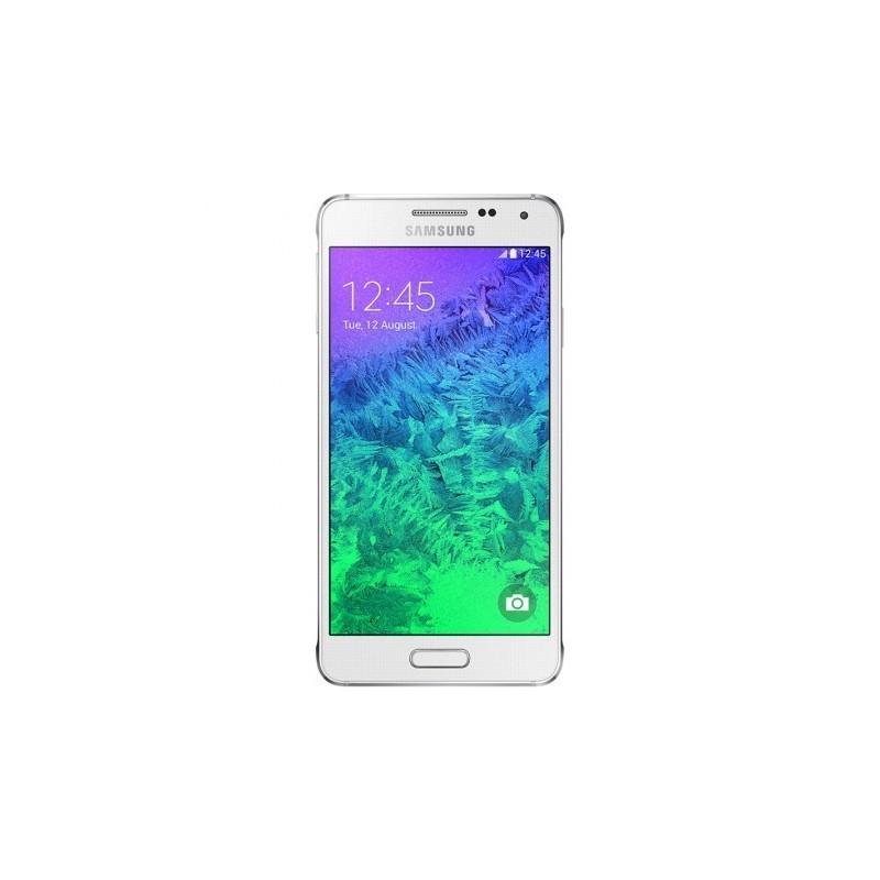 Samsung Galaxy Alpha diagnostic